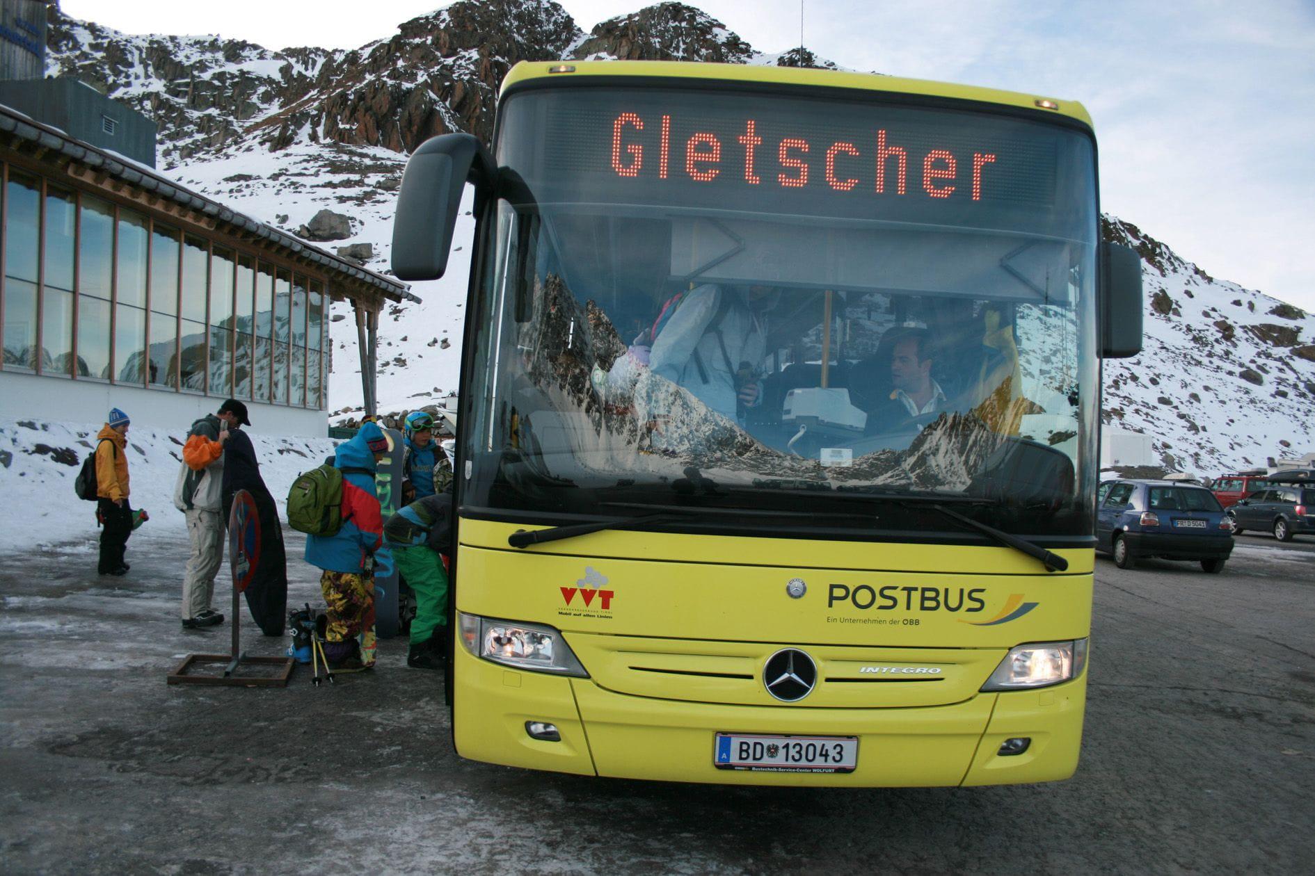 Personennahverkehr Gemeinde Kauns